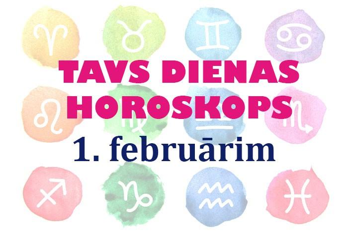 Tavs dienas horoskops 1. februārim