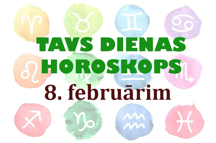 Tavs dienas horoskops 8. februārim