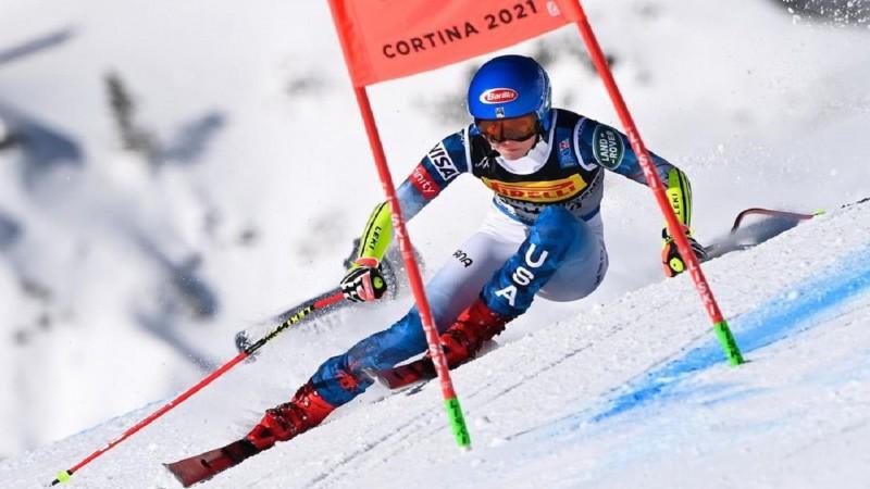 Šifrina apliecina vispusīgākās slēpotājas statusu
