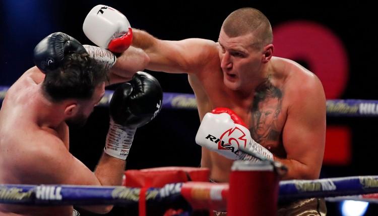 """Poļu bokseris Vahs: """"Ja Briedis ar elkoni tā iesistu man, tad nonāktu slimnīcā"""""""