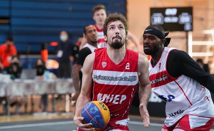 """""""Jelgava"""" 3x3 basketbolisti """"Moscow Open"""" noslēdz ar vienu uzvaru"""