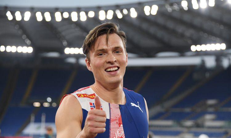Varholms uzlabo pasaules labāko rezultātu 300m/b, Grēvdālei netiks ieskaitīts Norvēģijas rekords