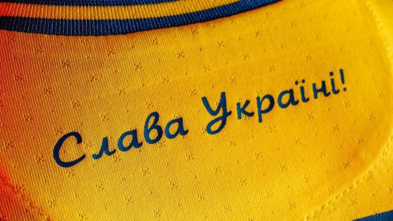 Ukrainas izlases formastērpos būs attēlota Ukrainas kontūra ar okupēto Krimu