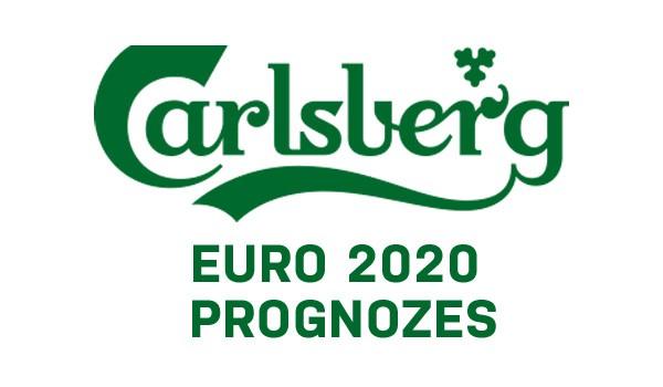 Carlsberg Euro 2020 prognožu spēlē uzvar lietotājs skontik!