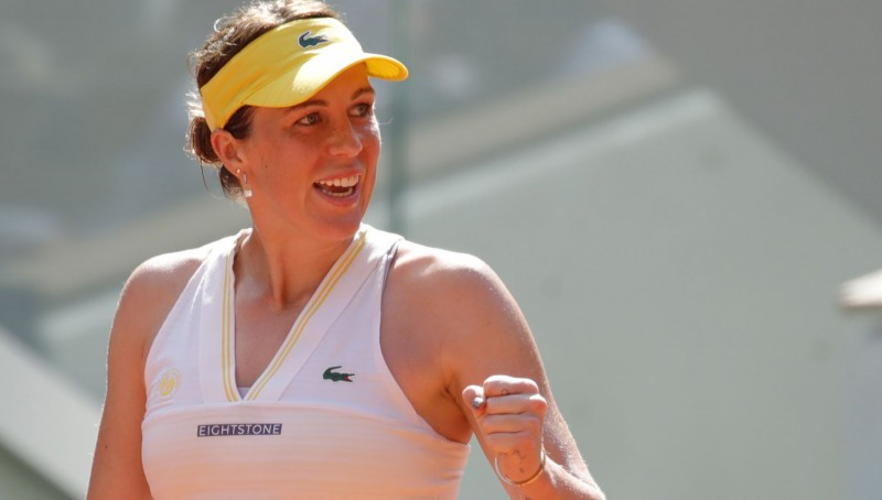"""Pavļučenkova 52. """"Grand Slam"""" turnīrā pirmoreiz sasniedz finālu"""