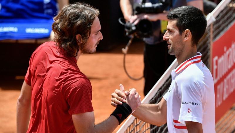 """""""French Open"""" fināls: pirmais numurs Džokovičs pret sezonas līderi Cicipasu"""
