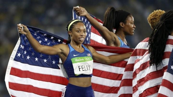 Leģendārā sprintere Fēliksa kvalificējas savai piektajai olimpiādei