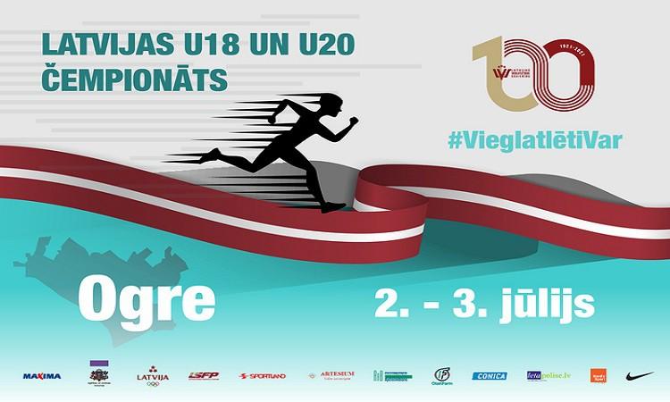 Latvijas čempionātā junioriem un jauniešiem sasniegti jauni valsts rekordi