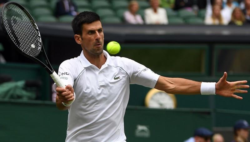 """Džokovičs un Federers tiksies ar pirmoreiz """"Grand Slam"""" ceturtdaļfinālā iekļuvušiem spēlētājiem"""