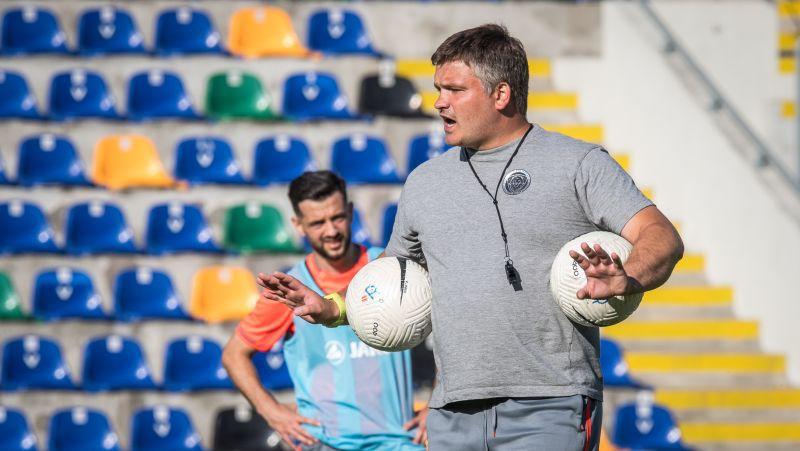 """Riherts: """"Būšu godīgs - """"Riga"""" ir labi futbolisti, bet Gibraltāram bija laba komanda"""""""