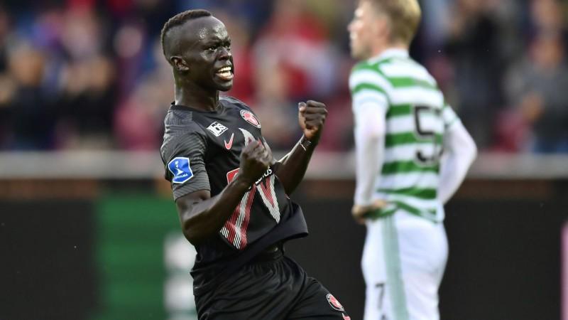 """Dāņu """"Midtjylland"""" izslēdz skotu """"Celtic"""", """"Crvena Zvezda"""" grauj kazahus"""