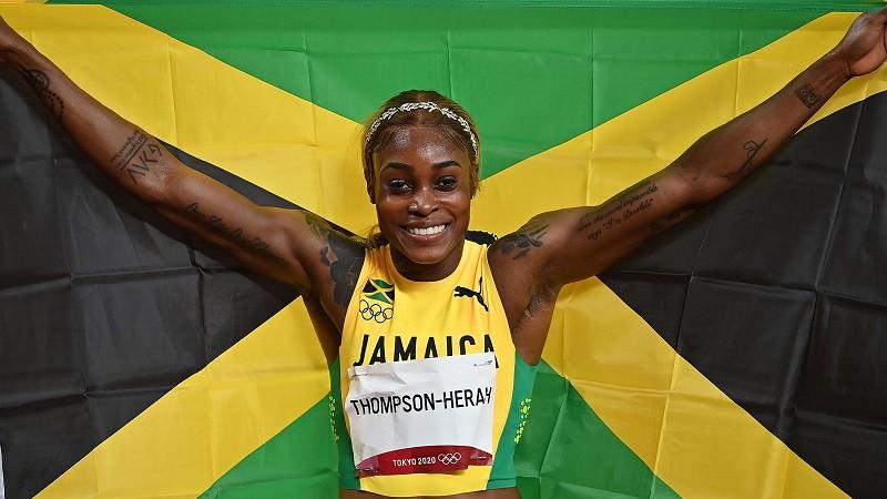 Medaļu kopvērtējums (8. diena): Jamaikai trīs ātrākās sievietes pasaulē