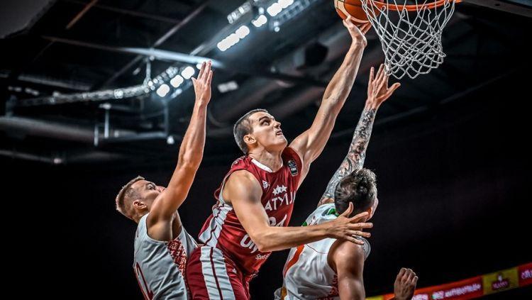 """PK2023 kvalifikācijas spēles notiks arī tieši pirms """"EuroBasket 2022"""" finālturnīra"""