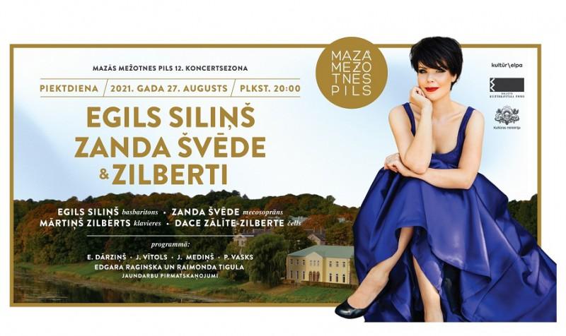 Mazā Mežotnes pils aicina uz latviešu vokālās kamermūzikas svētkiem