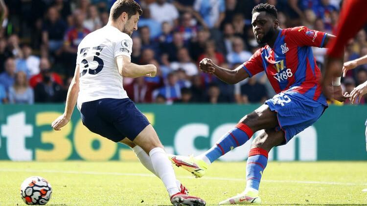 Eduāram dublis debijā, ''Crystal Palace'' sagādā pirmo zaudējumu ''Hotspur''