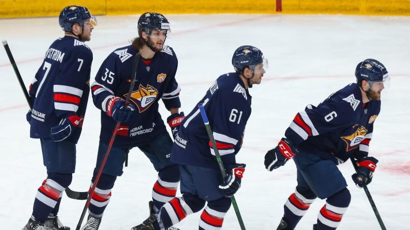 Magņitka uzvar 12. spēlē pēc kārtas, KHL rekords astoņu panākumu attālumā
